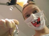 Good dentist , has time and advice