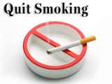 Stop smoking: resistance to withdrawal and duration of symptoms