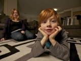 A mother of autistic child testifies