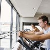 Fall in blood pressure after exercise