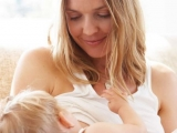 Sore breast during breastfeeding