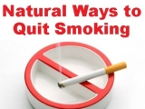 Natural Ways To Quit Smoking
