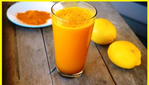 Lemonade turmeric to prevent cancer